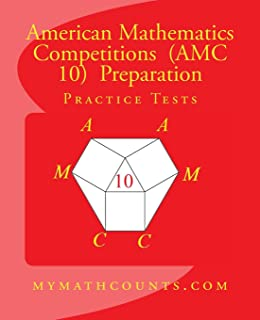 Prime American Mathematics Competition 10 Practice Yongcheng Chen Easy Diy Christmas Decorations Tissureus