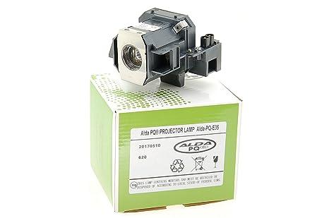 Alda pq premium lampada proiettore per epson cinema emp