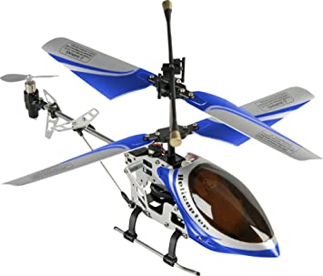 Fun2Get REH46112-1 - RC Hubschrauber Mini Helikopter Falcon-X Metal ...