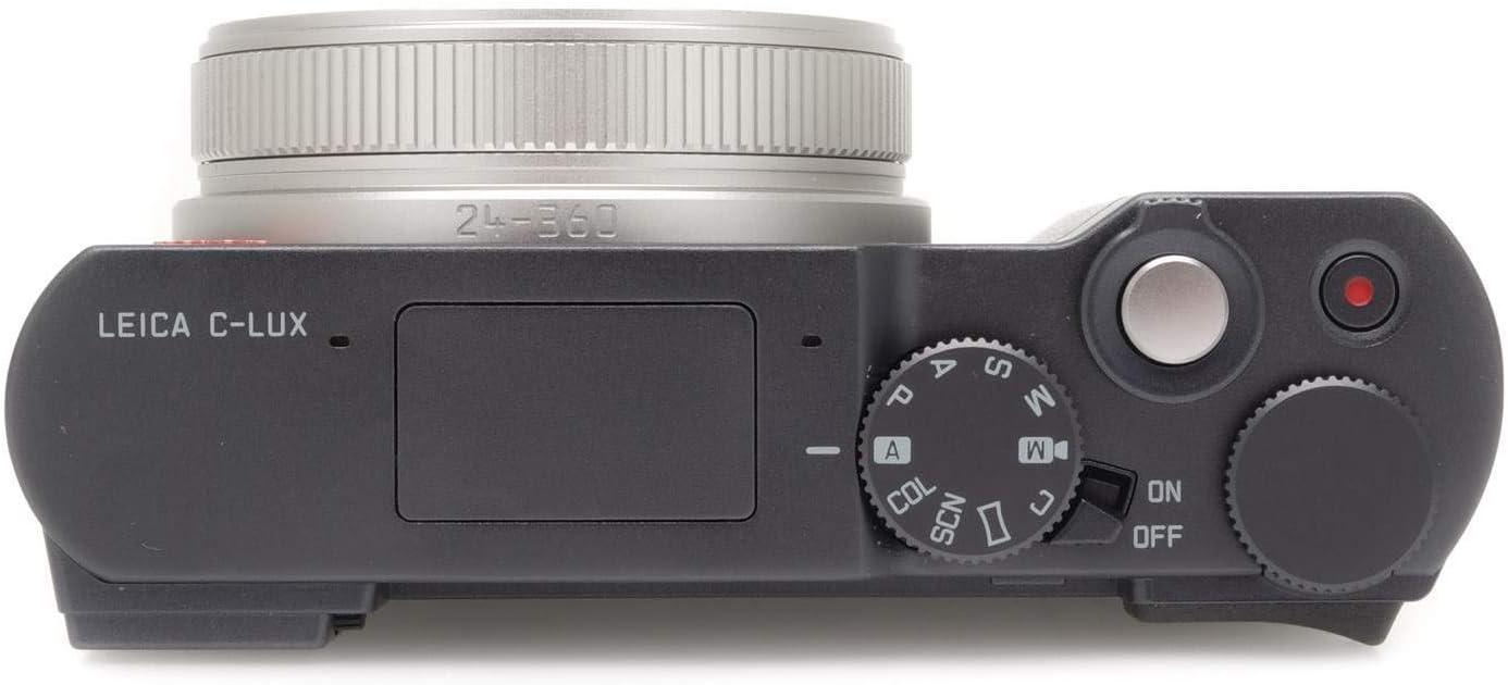 LEICA C-Lux Midnight Blue Wireless Digital Camera (19130), Black