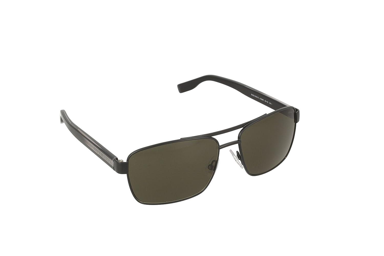 Hugo Boss Herren Sonnenbrille Boss 0592/S CC 5MO, Schwarz (Dkmtrt Bkcry/Brown Sf), 59