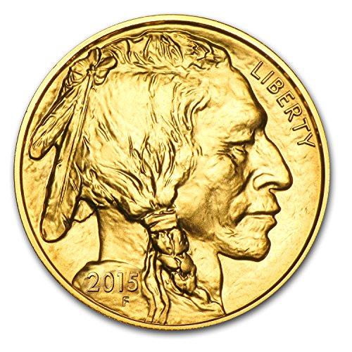 2015 1 oz Gold Buffalo BU 1 OZ Brilliant Uncirculated