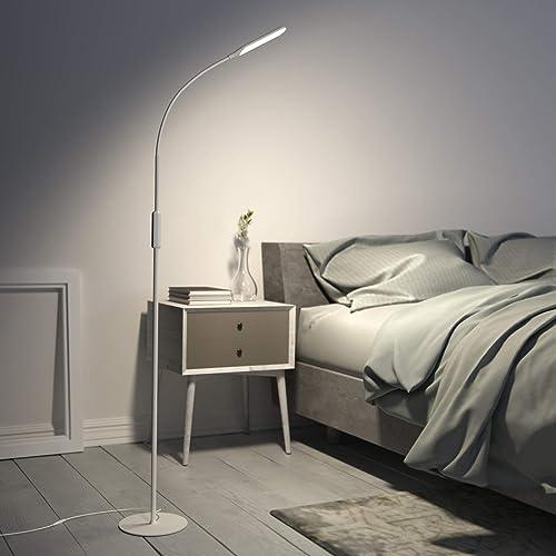 LED Floor Lamp White
