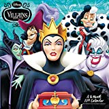 Disney Villains Wall Calendar (2019)
