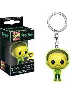 Amazon.com: Funko Pocket Pop Rick & Morty Krombopulos ...