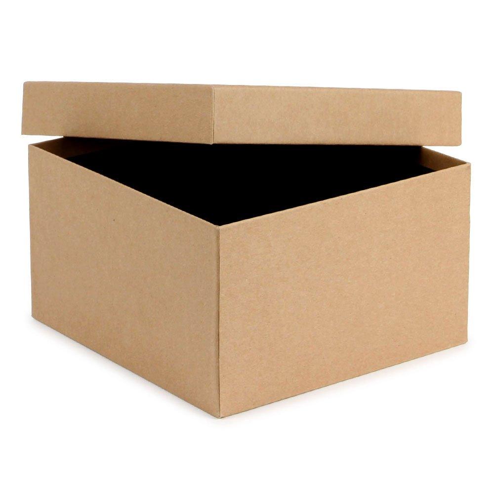 Paperchase – Caja de regalo de cartón, grande.: Amazon.es: Oficina y papelería