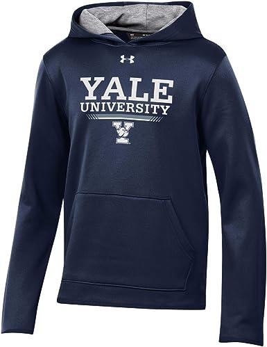 Bag2School Yale University Bulldogs Boys Youth Athletic Hooded Sweatshirt Hoodie
