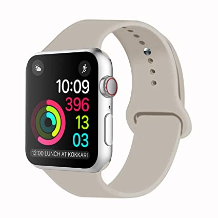 Amazon.com: IDON Smart Watch Sport Band, Soft Silicone ...