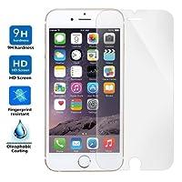 Protector de Pantalla para IPHONE 7 / IPHONE 8, Cristal Vidrio Templado Premium, Electrónica Rey®