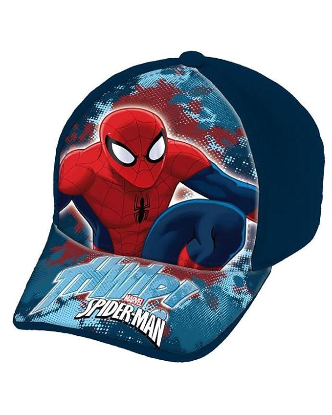 Disney - Spiderman - Gorra impresión Completa, ast3871: Amazon.es ...