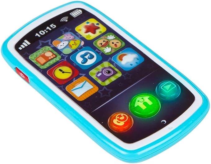 winfun - Teléfono móvil musical para bebés (44523) , color/modelo ...