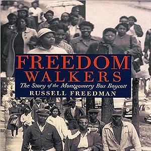 Freedom Walkers Audiobook