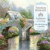 Thomas Kinkade Lightposts for Living 2009 Wall Calendar