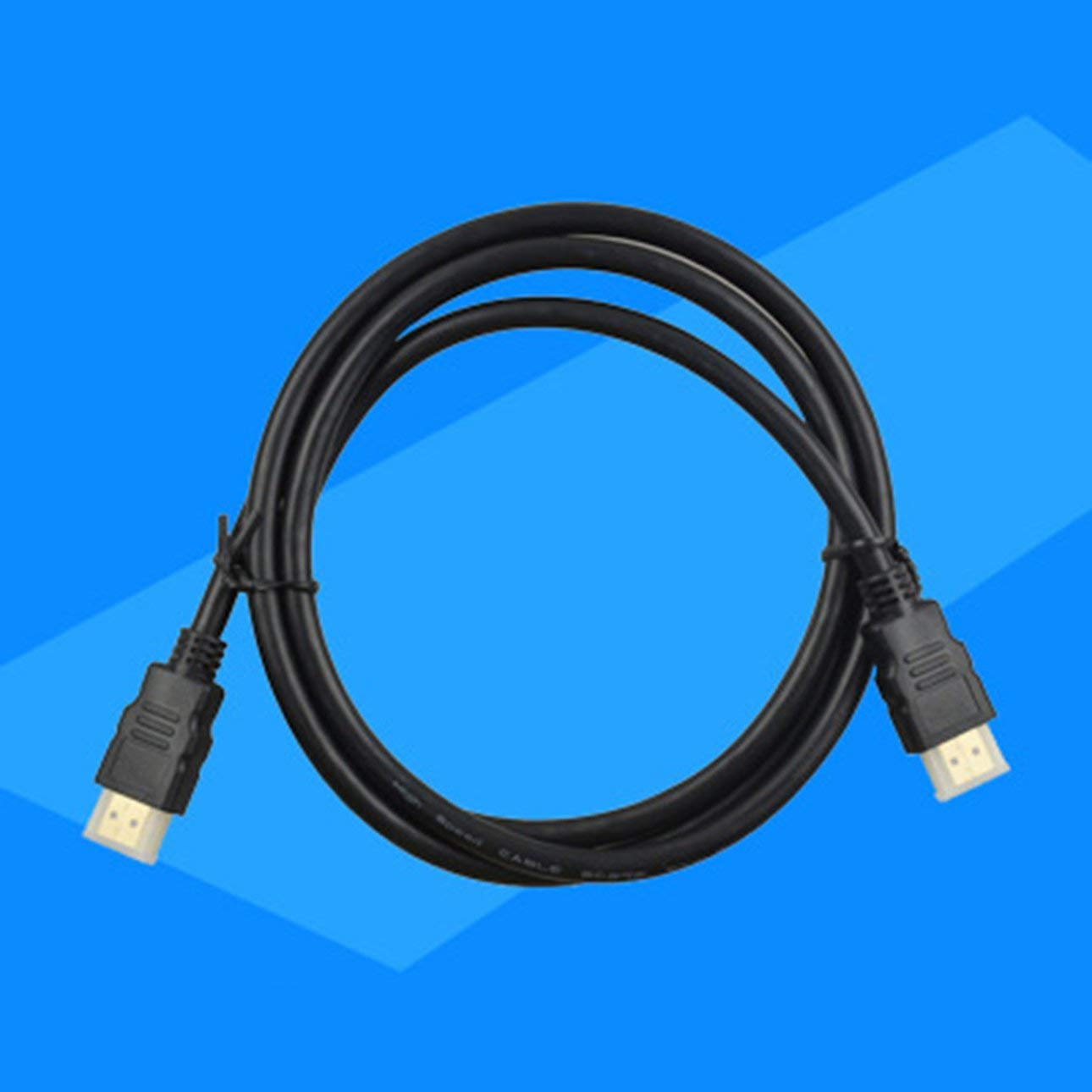 Liobaba HDMI Cable 1.5 m hdmi HD Cable HDMI1.4V HD Video Cable
