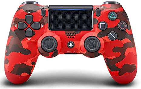 MALELE Controlador inalámbrico DualShock 4 para Playstation 4 ...