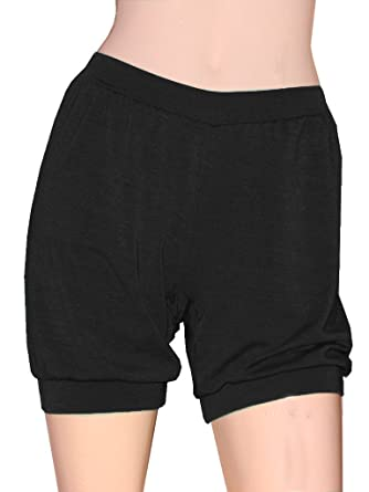Amazon.com: E K Womens Iyengar yoga shorts Ballet dance ...