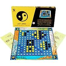 Family Pastimes / Yin Yang - A Meditative Co-operative Strategy Game