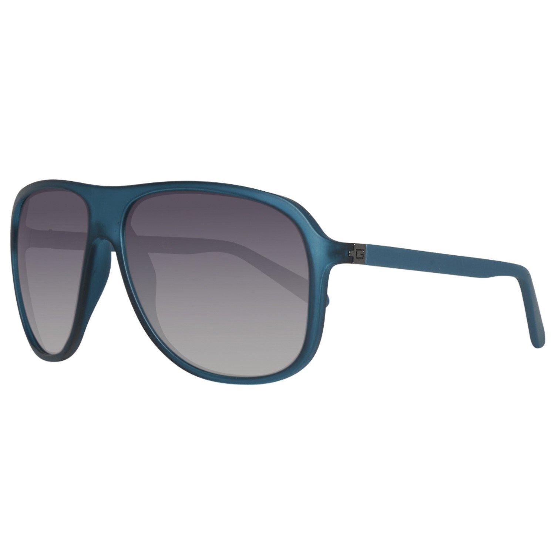 Guess Gu6876-5991b, Gafas de sol para Hombre, Azul (Blue) 59