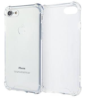 MyGadget Funda Slim para Apple iPhone 7/8 en Silicona Protector de ...