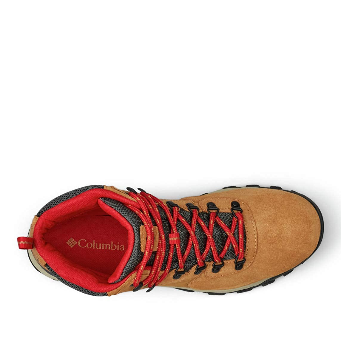 Breathable with High-Traction Grip Hiking Columbia Mens Newton Ridge Plus Ii Suede Waterproof Boot