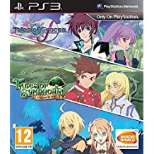 Tales of Symphonia Chronicles & Tales of Graces F Dual Pack [PlayStation 3, PS3]