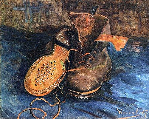 Vincent Van Gogh Pair Shoes - 3