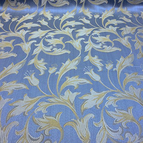 Jacquard Brocade Fabric - 3