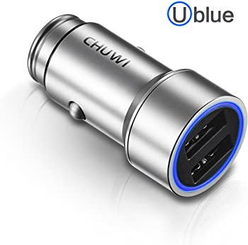 Chuwi Ublue 17W/3.4A Dual USB Car Charger