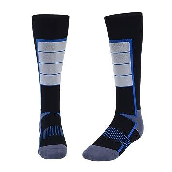 runacc Dri-fit fútbol fútbol calcetines mitad de la pantorrilla calcetines Athletic calcetines de acolchados