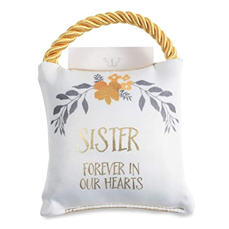 Amazon.com: Pavilion Gift Company Sister Forever in Our ...