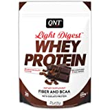 QNT Light Digest Whey Protein 500Grams Belgian Chocolate