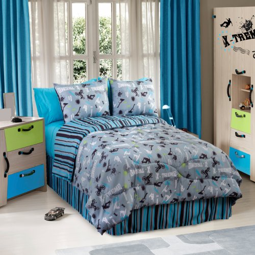 "Veratex ""On The Edge"" Bedding Collection Modern Graphic Kids"