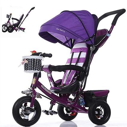 SSLC Triciclo Plegable Bebe,Bicicleta Triciclo Bebe Evolutivo ...