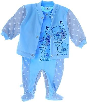 56 62 68 74 80 86 NEU Baumwolle Strampler Babystrampler Baby Erstausstattung Gr