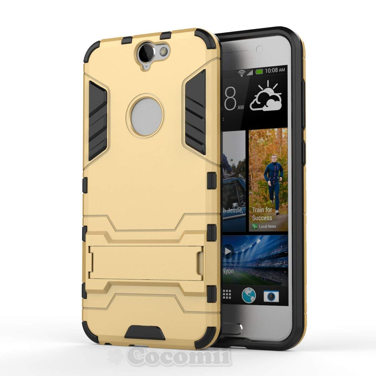 online store 50920 81deb Cocomii Iron Man Armor HTC One A9 Case New [Heavy Duty] Premium Tactical  Grip Kickstand Shockproof Hard Bumper Shell [Military Defender] Full Body  ...