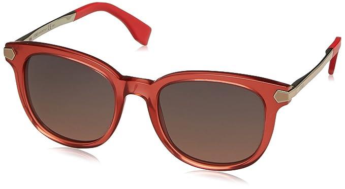 Fendi Sonnenbrille 0021/S PR_7UO (51 mm) Naranja, 51