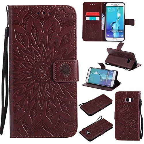 Galaxy S7 Wallet Case,A-slim(TM) Beauty Fashion