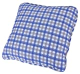 Best Maytex Beddings - Ellis Curtain Bristol Collection Two-Tone Plaid Toss Pillow Review