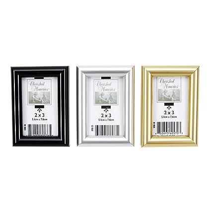 Amazoncom Bulk Buy Darice Diy Crafts Frame Plastic Mini Tabletop