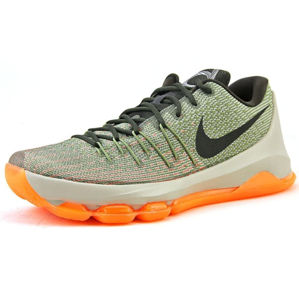 Nike Men's Kd 8 Lnr Grey/Sq/Allgtr/Brght CTRS Basketball Shoe 14
