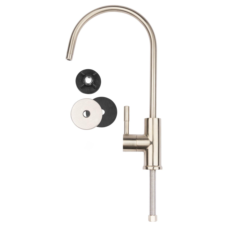 Watts Pureteck 116079 Standard Auxiliary Faucet Oil Rub Bronze Watts Premier