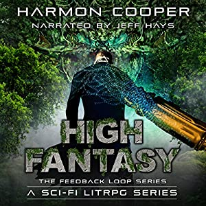 High Fantasy Audiobook