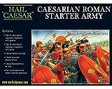 Warlord Games, Caesarian Roman Starter Army, Hail Caesar Wargaming Miniatures