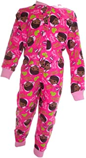 23a74a352af8 Doc McStuffins Pale Pink Girl s Sleepsuit Onesie Age 18 Months - 5 ...