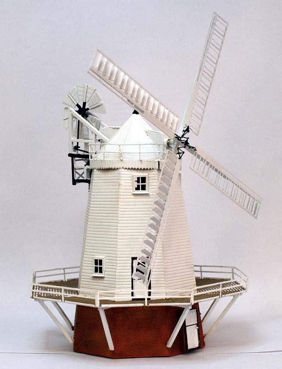 Molino viento inglés del modelos Langley de molino de viento ...