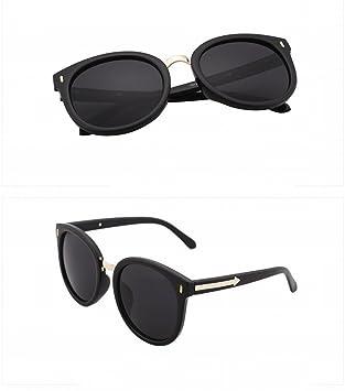 Mode Runde Retro-Sonnenbrille Weibliche Brille Große Box Runde Gesicht Persönlichkeit Frau Sonnenbrille Weiblich , Rosa Box / Silber