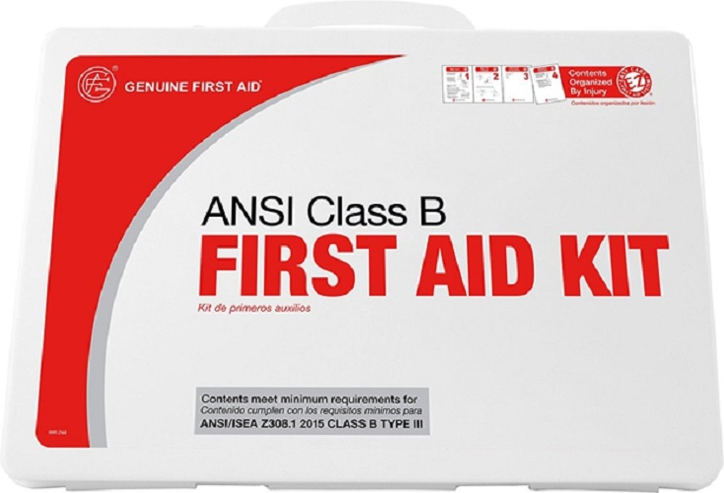 Class-B Type III premium first aid kit - American made