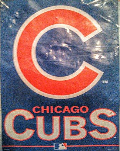 Chicago Cubs 2015 27 x 37-inch Vertical Flag - Established 1876