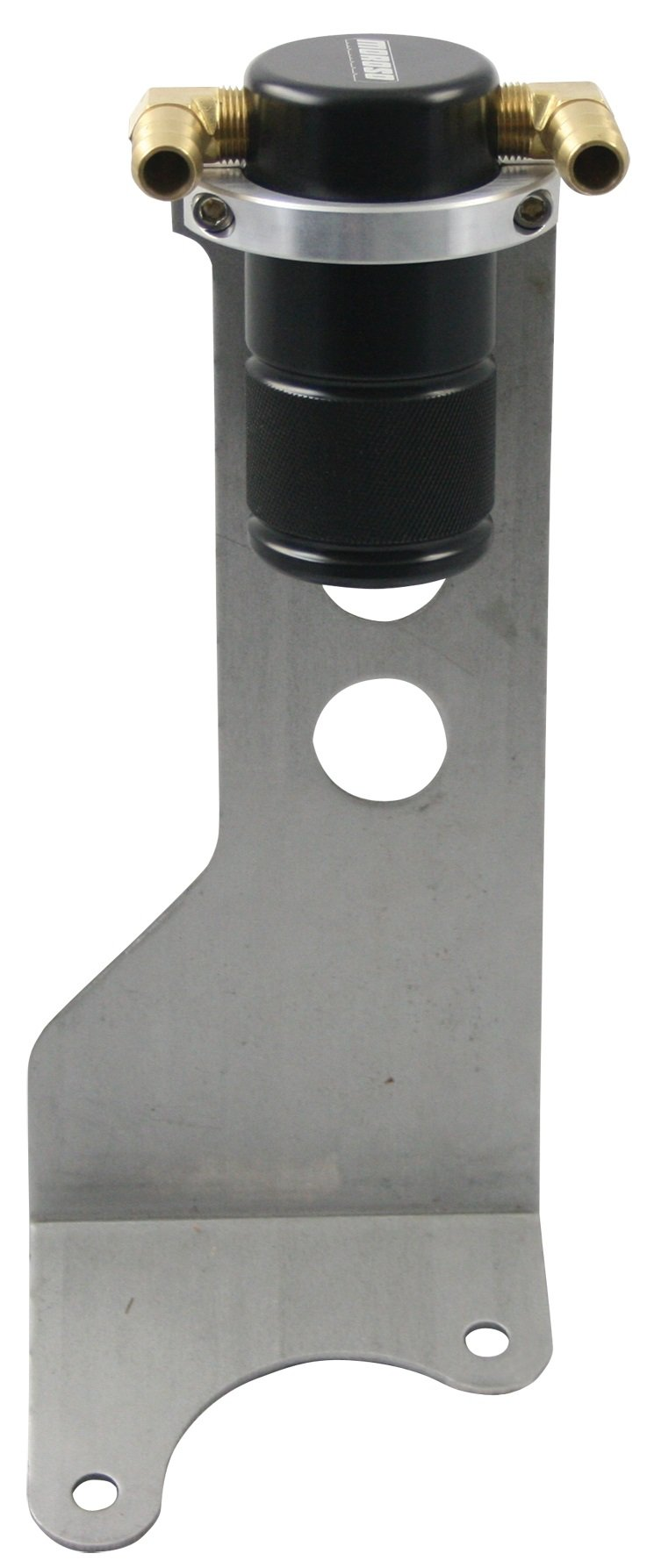 Moroso 85607 Air and Oil Separator for Ford Raptor 6.2L Engine