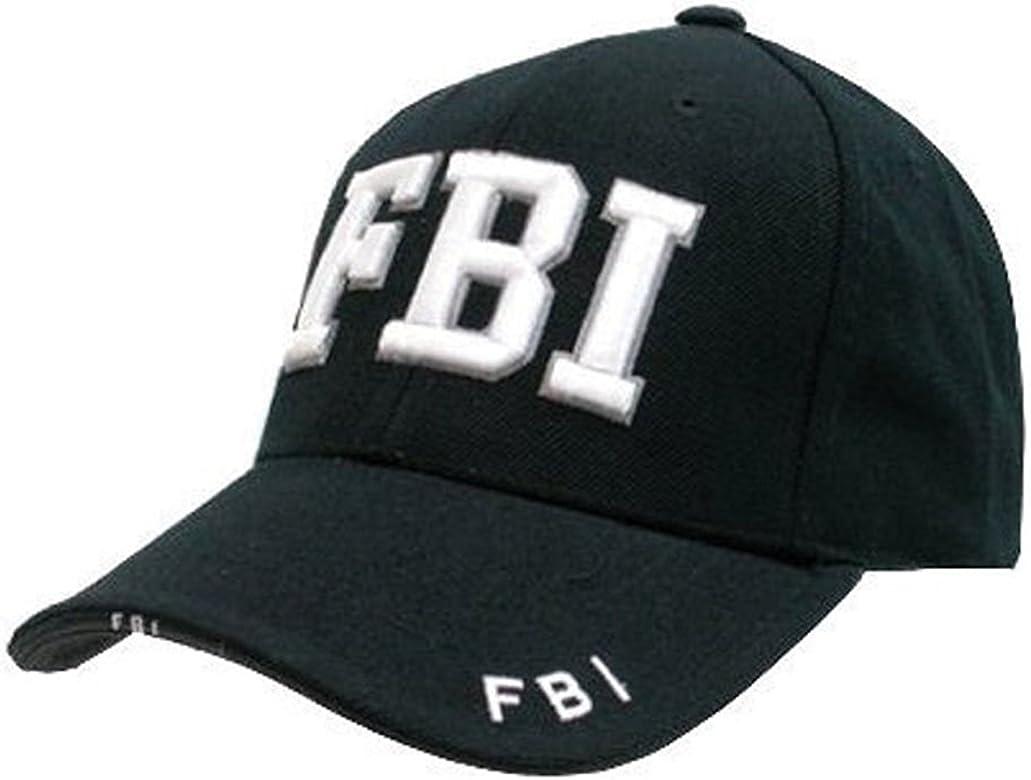 Hombre Militar Combate Negro Swat FBI Seguridad Militar Gorra ...